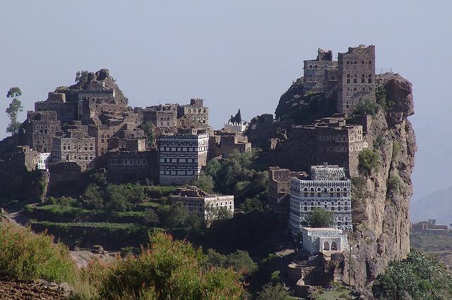 yemenhills